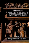Assessment: Problems, Developments and Statistical Issues (0471956686) cover image