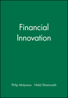 Financial Innovation (0471986186) cover image
