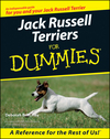 Jack Russell Terriers For Dummies (0764552686) cover image