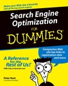 Search Engine Optimization For Dummies® (0764567586) cover image