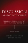 Discussion as a Way of Teaching: Tools and Techniques for Democratic Classrooms, 2nd Edition (0787978086) cover image