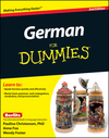 German For Dummies, 2nd Edition (1118018486) cover image