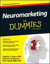 Neuromarketing For Dummies (1118518586) cover image