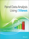 thumbnail image: Panel Data Analysis using EViews