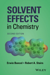 thumbnail image: Solvent Effects in Chemistry, 2nd Edition
