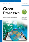 Handbook of Green Chemistry, Volume 8, Green Processes, Green Nanoscience (3527326286) cover image