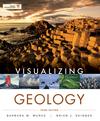 Visualizing Geology, 3rd Edition (EHEP002086) cover image