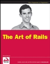 The Art of Rails (0470189487) cover image