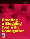 Creating a QuickStart Blog with CodeIgniter (0470413387) cover image