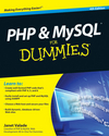 PHP and MySQL For Dummies, 4th Edition (0470527587) cover image