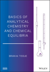 thumbnail image: Basics of Analytical Chemistry and Chemical Equilibria