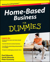 Home-Based Business For Dummies, 3rd Edition (0470595787) cover image