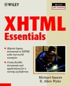 XHTML Essentials (0471217387) cover image