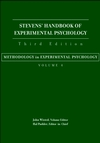 Stevens' Handbook of Experimental Psychology, Volume 4, Methodology in Experimental Psychology, 3rd Edition (0471378887) cover image