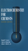 Electrochemistry for Chemists, 2nd Edition (0471594687) cover image