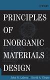 Principles of Inorganic Materials Design (0471714887) cover image