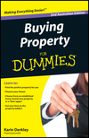 Buying Property For Dummies, 2nd Australian Edition (0730375587) cover image