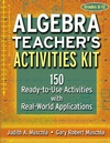Algebra Teacher's Activities Kit: 150 Ready-to-Use Activities with Real-World Applications (0787965987) cover image