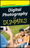 Digital Photography For Dummies, Pocket Edition (1118037987) cover image