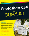 Photoshop CS4 For Dummies (1118052587) cover image