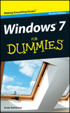 Windows 7 For Dummies, Pocket Australian Edition