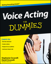 Voice Acting For Dummies (1118399587) cover image