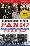 Senseless Panic: How Washington Failed America (1118431987) cover image