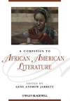 A Companion to African American Literature (1118438787) cover image