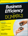 Business Efficiency For Dummies (1118449487) cover image