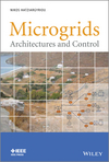 Microgrids: Architectures and Control (1118720687) cover image