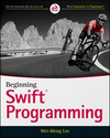 Beginning Swift Programming (1119042887) cover image