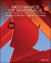 Mechanics of Materials: An Integrated Learning System, 4th Edition (1119320887) cover image