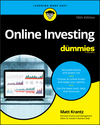 Online Investing For Dummies, 10th Edition (1119601487) cover image