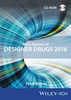 thumbnail image: Mass Spectra of Designer Drugs 2016