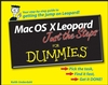 Mac OS X Leopard Just the Steps For Dummies (0470169788) cover image