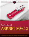 Cover image for Professional ASP.NET MVC 2.0