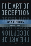 The Art of Deception: Controlling the Human Element of Security (0471432288) cover image