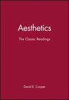 Aesthetics: The Classic Readings (0631195688) cover image