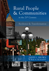 Rural People and Communities in the 21st Century: Resilience and Transformation (0745641288) cover image