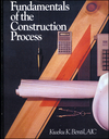 Fundamentals of the Construction Process (0876291388) cover image