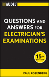 Audel Questions and Answers for Electrician's Examinations, 15th Edition (1118003888) cover image