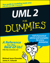 UML 2 For Dummies (1118085388) cover image