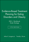 Evidence-Based Treatment Planning for Eating Disorders and Obesity DVD / Workbook Study Package (1118216288) cover image