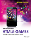 HTML5 Games: Creating Fun with HTML5, CSS3 and WebGL, 2nd Edition (1118855388) cover image
