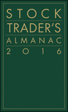 Stock Trader's Almanac 2016 (1119110688) cover image