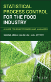 thumbnail image: Statistical Process Control for the Food Industry: A Guide for Practitioners and Managers