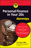 Personal Finance in Your 20s For Dummies (1119293588) cover image