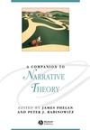 A Companion to Narrative Theory (1405184388) cover image