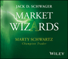 Market Wizards Disc 8: Interview with Marty Schwartz, Champion Trader (1592802788) cover image