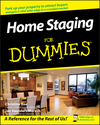 Home Staging For Dummies (0470260289) cover image